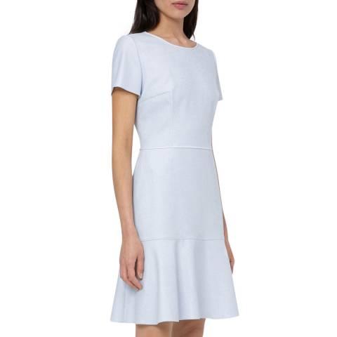 HUGO Light Blue Karia Dress