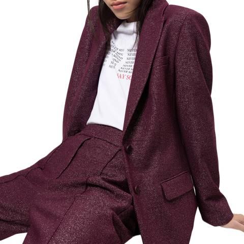 HUGO Red Amuri Tailored Stretch Suit Jacket