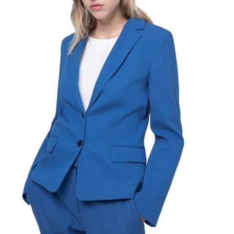 HUGO Blue Ajna Tailored Stretch Suit Jacket