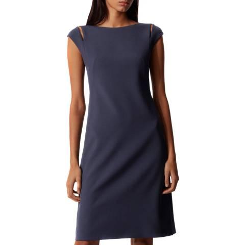 BOSS Navy Dileky Dress