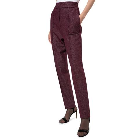 HUGO Red Hebanas Stretch Suit Trousers