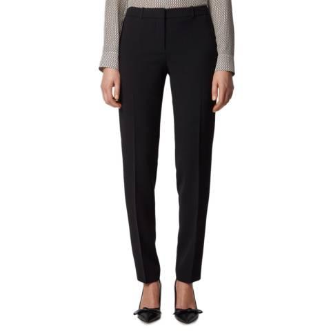 BOSS Black Tiluni1 Wool Blend Trousers