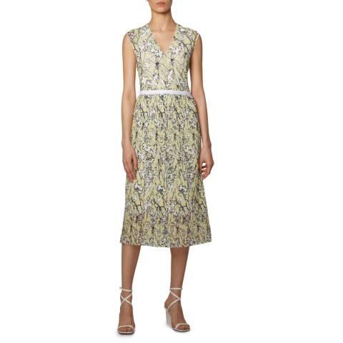 BOSS Multi Floral Damune Dress