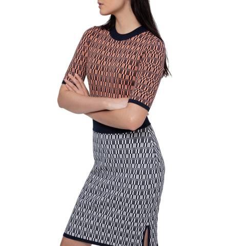 HUGO Multi Print Serhilda Skirt