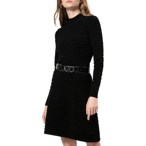 HUGO Black Sumeeya Dress