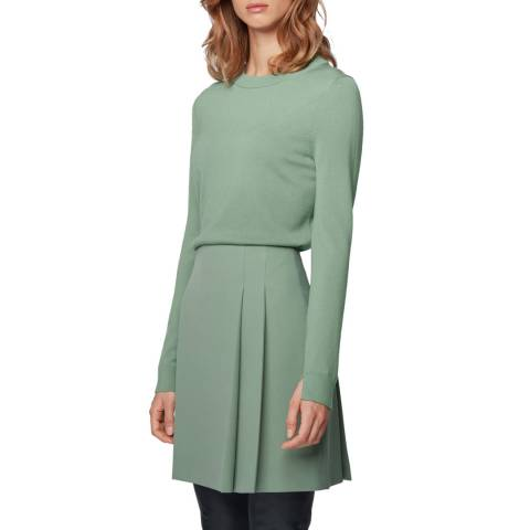 BOSS Green Fegan Wool Jumper