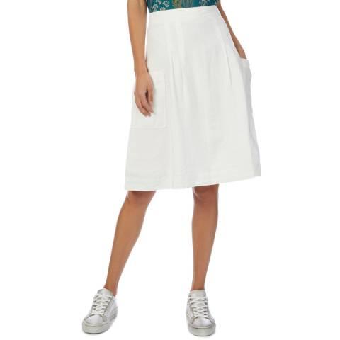 White Stuff Charlie Linen Skirt