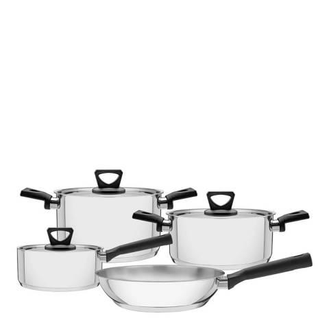 Tramontina 4 Piece Brava Cookware Set