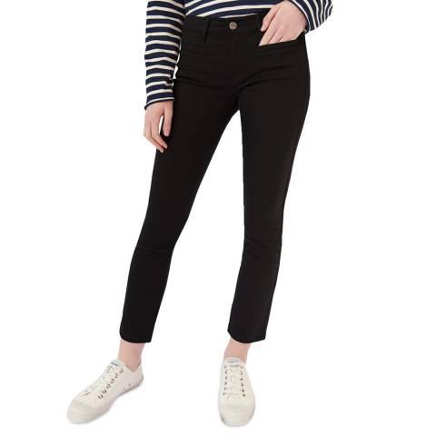 M.i.h Jeans Black Paris Mid Slim Strech Jeans