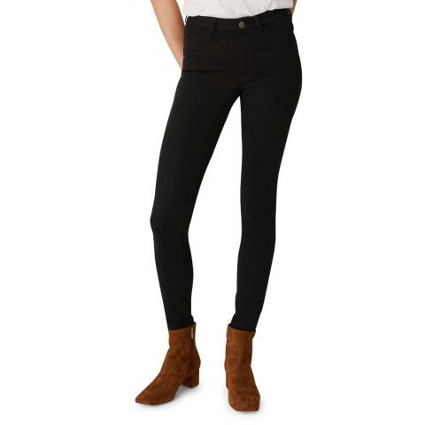 M.i.h Jeans Black Bodycon Skinny Stretch Jeans