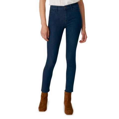 M.i.h Jeans Blue Bridge High Skinny Stretch Jeans