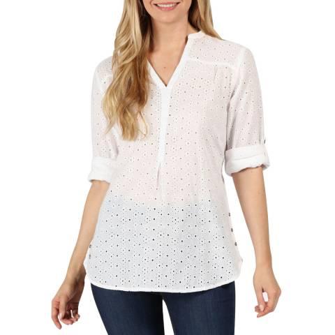 Regatta White Maelie Shirts