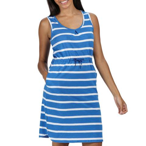 Regatta Strong Blue Felixia Dress