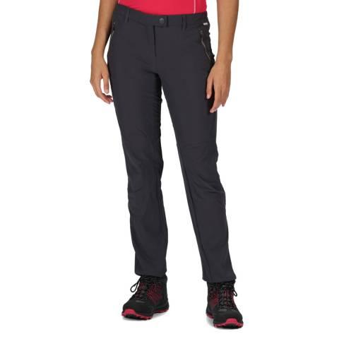 Regatta Seal Grey Highton Trousers