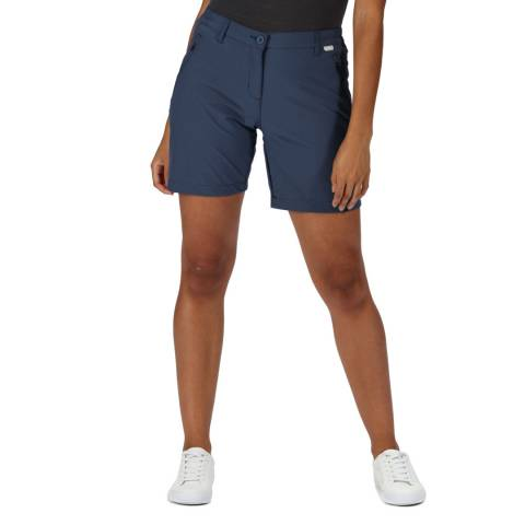 Regatta Dark Denim Highton Mid Shorts