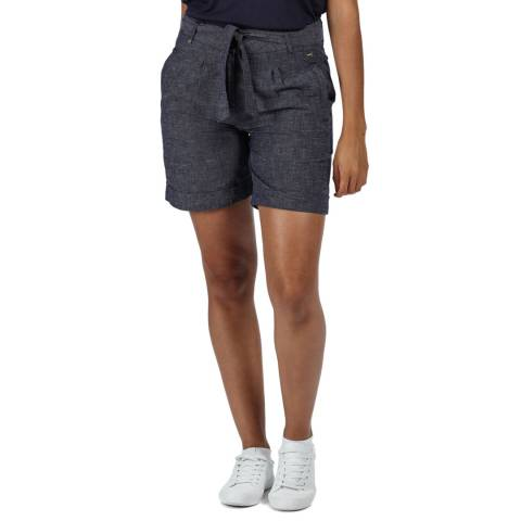 Regatta Navy Samora Shorts