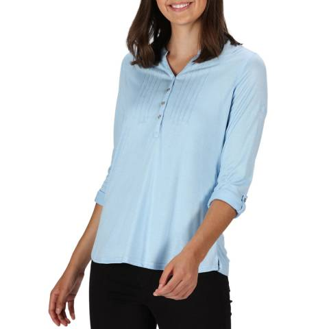 Regatta Blue Skies Button Up Shirt