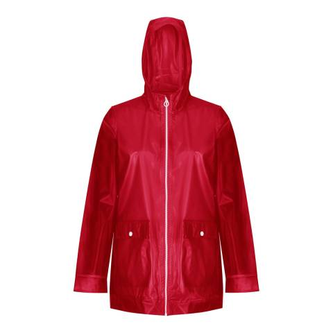 Regatta Women's Red Waterproof Jacket