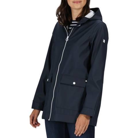Regatta Navy Lightweight Waterproof Jacket