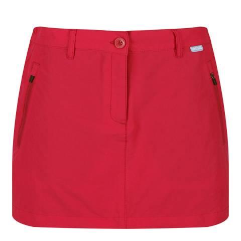 Regatta Dark Cerise Highton Skort Shorts