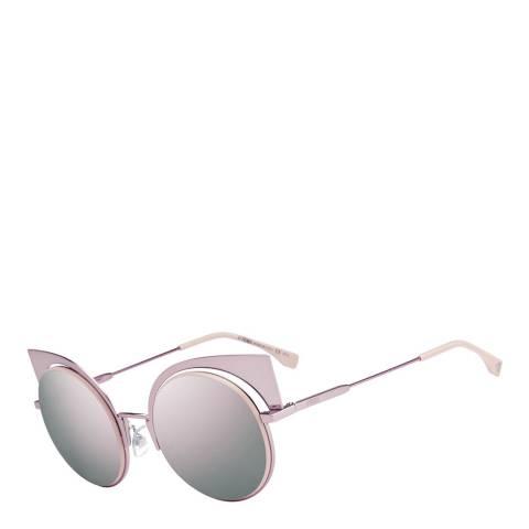 Fendi Women's Pink Fendi Sunglasses 53mm