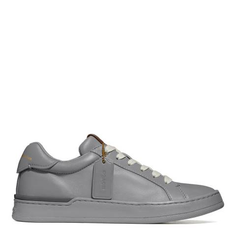 Coach Grey Lowline Luxe Low Top Trainer