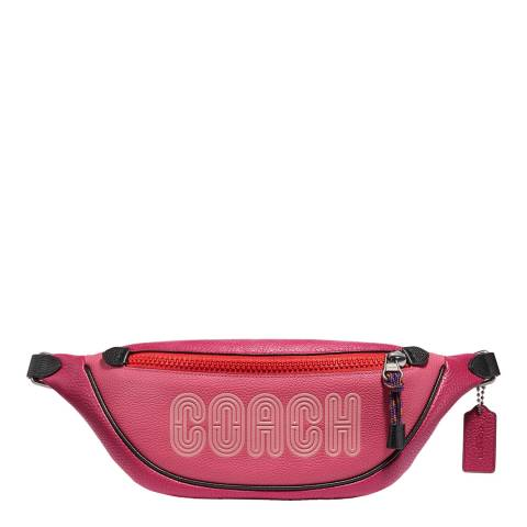 Coach Bright Cherry Belt Bag 40