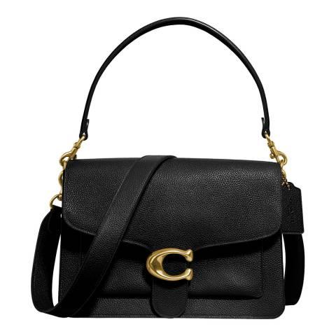 Coach Black Tabby Shoulder Bag