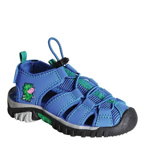 Regatta Boy's Oxford Blue Peppa Sandal Sandals