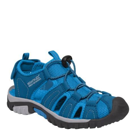 Regatta Petrol Blue & Asteroid Grey Westshore Sandals