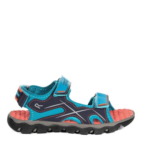 Regatta Girls Bright Blush Peppa Sandal Sandals