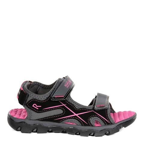 Regatta Girl's Granit & Cabaret Kota Drift Sandals