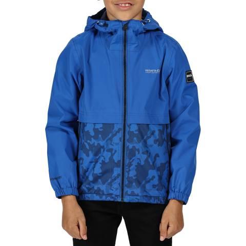 Regatta Nautical Blue/Camo Haskel Jacket
