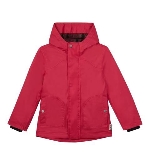 Hunter Bright Pink Original Cotton Jacket