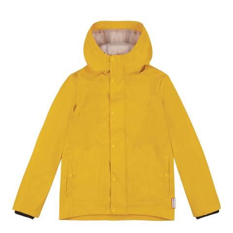 Hunter Yellow Original Rubberised Jacket