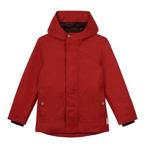 Hunter Military Red Original Cotton Jacket