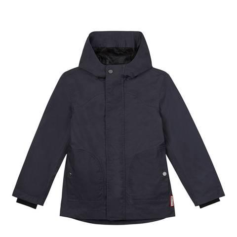 Hunter Navy Original Cotton Jacket