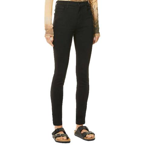 J Brand Black  Leenah Skinny Stretch Jeans
