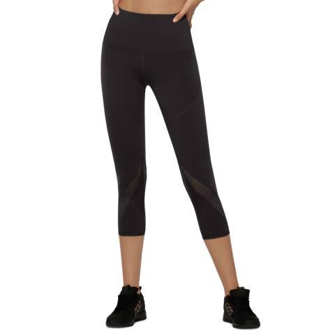 Lorna Jane Slate Enhanced Core 7/8 Leggings