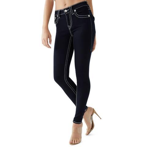 True Religion Indigo Jennie Skinny Stretch Jeans