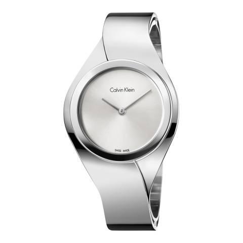 Calvin Klein Silver Senses Watch