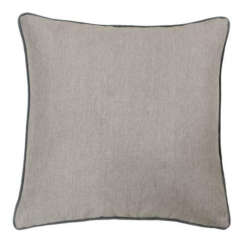 Paoletti Bellucci Cushion 45x45cm, Tobacco/Grey