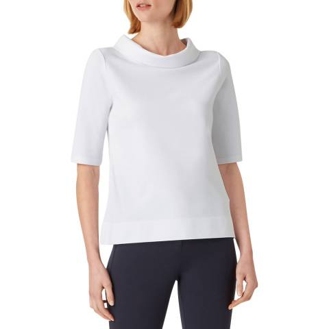 Hobbs London White Betsy Top