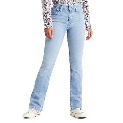 Levi's Light Blue 725™ Bootcut Stretch Jeans