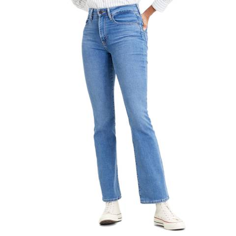 Levi's Blue 725™ Bootcut Stretch Jeans