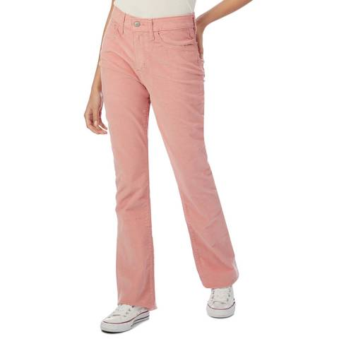 Levi's Pink Cord 725™ Bootcut Stretch Jeans