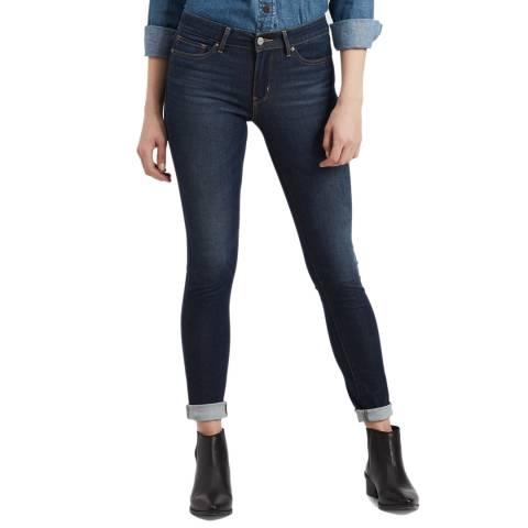 Levi's Indigo 711™ Skinny Stretch Jeans