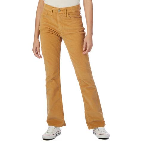 Levi's Taupe 725™ Bootcut Stretch Jeans