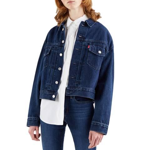 Levi's Indigo New Heritage Denim Jacket