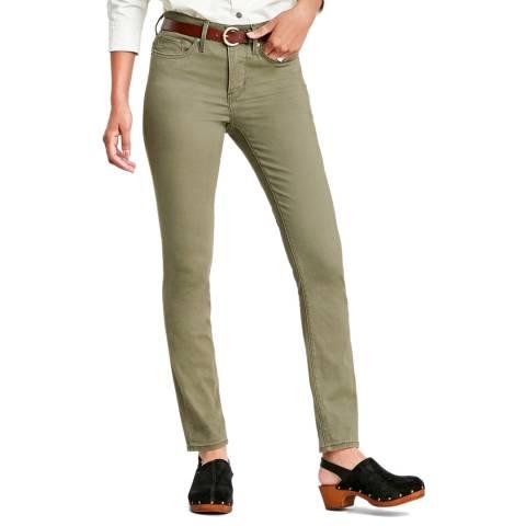 Levi's Khaki 311™ Shaping Skinny Hypersoft Stretch Jeans